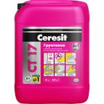 Грунт Ceresit CT 17 для впитывающих оснований 10 л