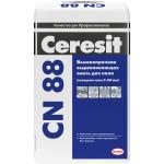 Ровнитель для пола цементный CERESIT CN 88 25 кг