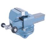 Тиски слесарные поворотные Глазов ТСС-100 100 мм 18663