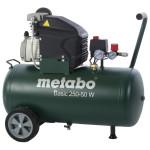 Компрессор масляный Metabo Basic 250-50W 50 л 200 л/мин 1.5 кВт 601534000