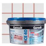 Затирка Сeresit CE-40 Aquastatic 2 кг Розовый 34