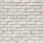 Плитка декоративная White Hills Кельн Брик 320-00 белая 1.63 м2
