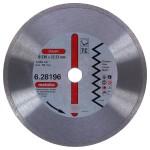 Диск алмазный по керамике Metabo Classic 230x22.23х1.7 мм 628196000