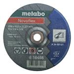 Круг зачистной по металлу Metabo 230х6х22.23 мм тип 27 617023000