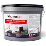 Клей Homakoll для стеклообоев готовый ведро 10 кг