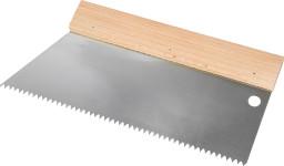 Шпатель для клея Dominus S2 зубчатый 250 мм