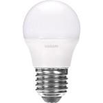 Лампа светодиодная Osram шар матовый E27 6.5W 220V 3000K