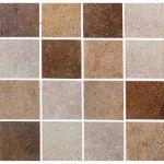 Мозаика Artens Ceramic бежево-коричневая 300х300х5 мм 0.09 м2