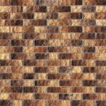Плитка декоративная White Hills Альтен Брик 311-40 коричнево-медная 0.59 м2