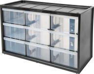 Органайзер Stanley вертикальный 9 выдвижных отделений пластик 36.5x15.3x21 см