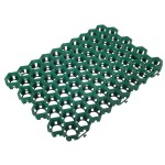 Решетка газонная Erfolg Green Parking 400х600х40 мм зеленая