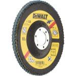 Круг лепестковый Dewalt Extreme 80G 125x22.2 мм