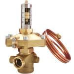 Регулятор перепада давления Herz 5-30 кПа 16 бар DN15 мм