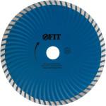 Диск алмазный Fit турбо-волна 180x22.2x2.6 мм 37485