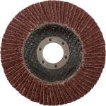 Круг лепестковый Курс P80 125x22.2 мм 39914