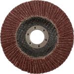 Круг лепестковый Курс P120 125x22.2 мм 39916