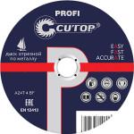 Круг зачистной по металлу Cutop 230x22.2x6 мм 39995т