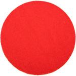 Круг полировочный Fit фетровый липучка 125 мм 39643