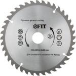 Диск пильный Fit по дереву 210x30x2.6 мм 40 зубьев 37751