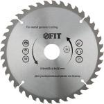 Диск пильный Fit по дереву 210x32x2.6 мм 40 зубьев 37753