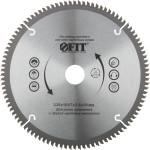 Диск пильный Fit по алюминию 230x30x2.6 мм 100 зубьев 37783