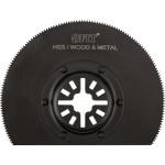 Погружное полотно Fit фрезерованное дисковое ступенчатое Bi-metall Co 8% 87x0.65 мм 37930