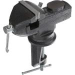 Тиски Fit 59506 настольные усиленные чугун 65 мм