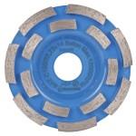 Чашка алмазная Baumesser Beton двухрядная бетон 10 см 97015007005
