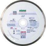 Диск алмазный Distar 1A1R Hard ceramics сплошной 250x25.4x1.6 мм 11120048019