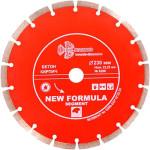 Диск алмазный Trio-Diamond New Formula Segment 230x10x22.23x2.7 мм S206