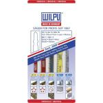 Набор Wilpu SORT 2000 для электролобзика по дереву, пластику и металлу, 5 шт. 286000005