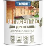 Антисептик Proremontt деревозащитное средство орех 0.8 л