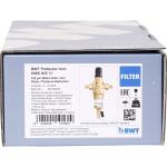 """Фильтр механический BWT Protector Mini H/R 1/2"""" HWS с редуктором давления для горячей воды 100 мкм"""