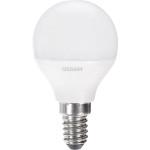 Лампа светодиодная Osram шар матовый E14 6.5W 220V 3000K