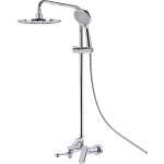 Душевая система Esko со смесителем для ванны