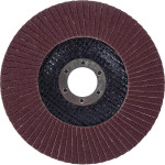 Круг лепестковый плоский Flexione 125х22.23 мм Р120 10000655