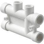 Распределительный блок полипропиленовый Pro Aqua для систем отопления PP-R 25-20 мм