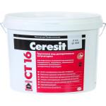 Грунт Ceresit CT 16 под тонкие штукатурки белый 10 л