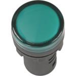 Лампа для светосигнальной арматуры IEK AD22DS 24В 22 мм зеленый