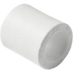 Муфта полипропиленовая Pro Aqua PP-R белая 63 мм