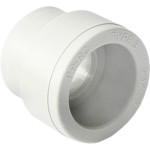 Муфта полипропиленовая Pro Aqua переходная PP-R В-В белая 63-32 мм