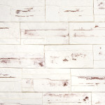 Гипсовая плитка Касавага Боро под скалу белая с красным 0.5 м2