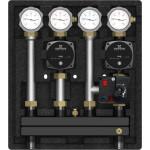"""Насосно-смесительный модуль Meibes Kombimix UK/MK 3/4"""" с насосом и сервоприводом M26102.4OSRU"""