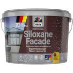 Краска для фасадов Dufa SILOXANE база 1 10 л
