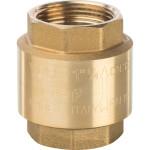 """Клапан обратный Stout пружинный муфтовый с пластиковым седлом 1 1/4"""" SVC-0002-000032"""