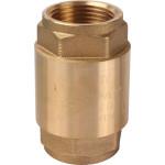 """Клапан обратный Stout пружинный муфтовый с металлическим седлом 1"""" SVC-0011-000025"""