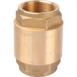 """Клапан обратный Stout пружинный муфтовый с металлическим седлом 1 1/4"""" SVC-0011-000032"""
