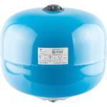 Расширительный бак Stout STW-0001-000024 гидроаккумулятор 24 л вертикальный синий