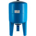 Расширительный бак Stout STW-0002-000050 гидроаккумулятор 50 л вертикальный синий