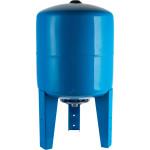 Расширительный бак Stout STW-0002-000080 гидроаккумулятор 80 л вертикальный синий